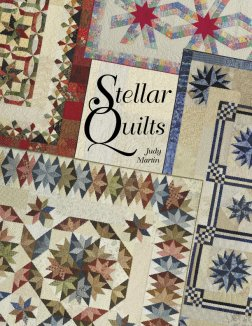 StellarQuiltscover Treasure Hunt Sponsor: Judy Martin Books