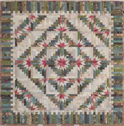Free Log Cabin Quilt Patterns - Sewing Solutions including free